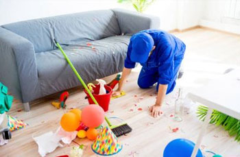Party Cleaning Services